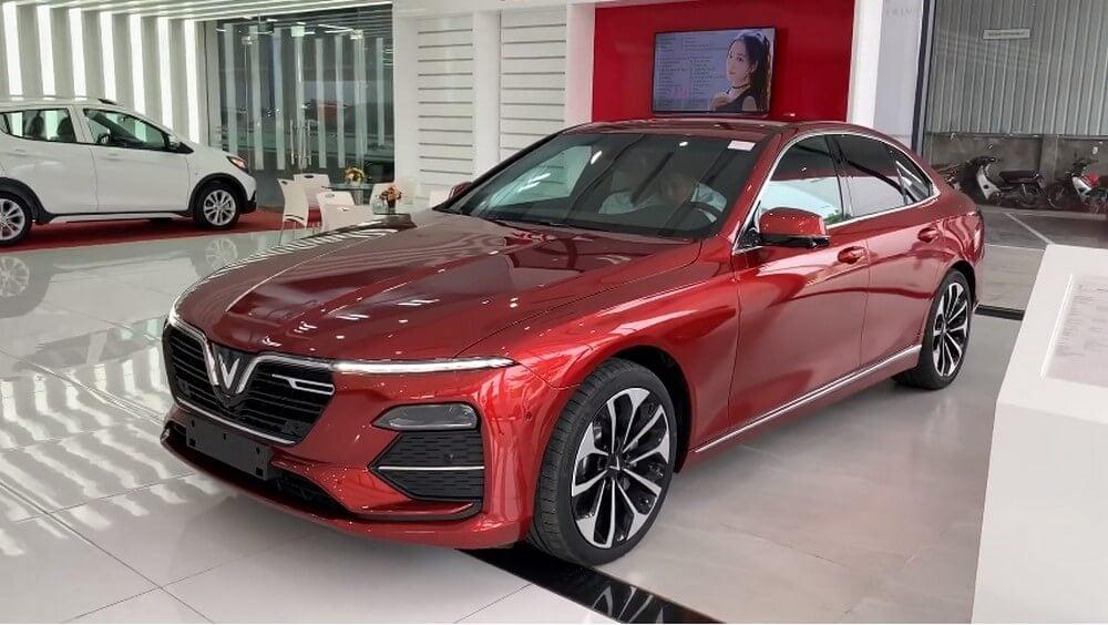 Dòng ô tô Sedan - VinFast Lux A2.0