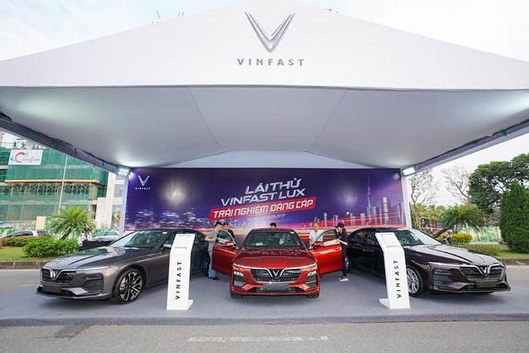 Đánh Giá Bộ Đôi Xe VinFast Lux