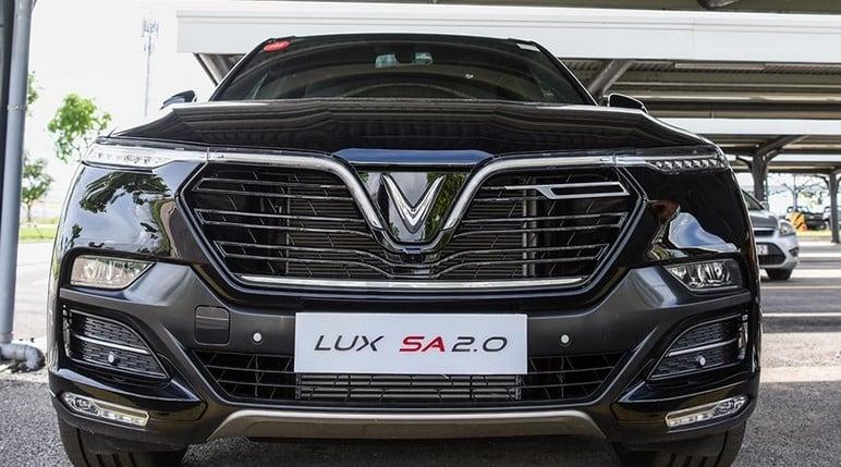 Đánh giá ô tô VinFast Lux SA2.0