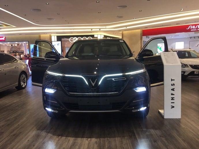 Cận Cảnh Chiếc SUV 1,4 Tỷ - VinFast Lux SA2.0 1