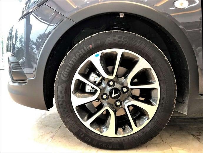 Thiết kế mâm xe VinFast Fadil Hatchback AT 1.4L Bản Tiêu Chuẩn