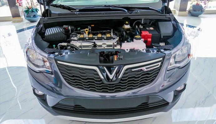 Động cơ cùng khả năng vận hành mạnh mẽ của VinFast Fadil Hatchback AT 1.4L