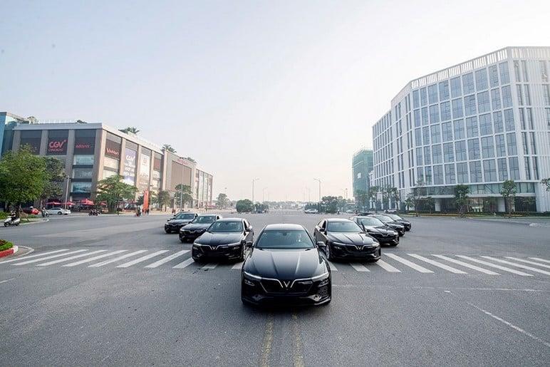 VinFast Lux A2.0 Được Sử Dụng Cho Hội Nghị Asean 2020