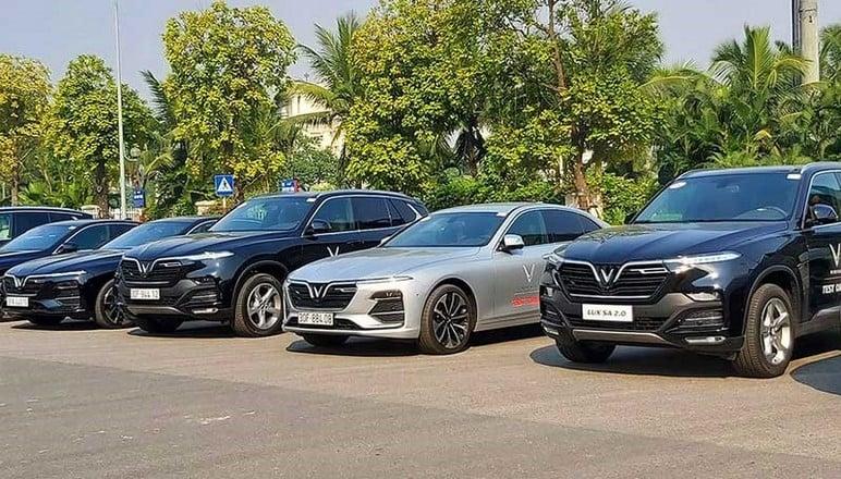 Đại lý xe ô tô VinFast Phạm Hùng