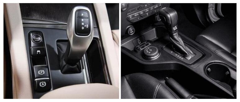 Hệ thống vận hành của VinFast Lux SA2.0 và Ford Everest Titanium