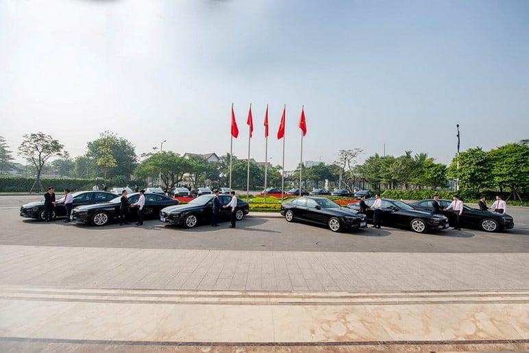 VinFast Lux được sử dụng cho các hội nghị cấp cao ASEAN 2020