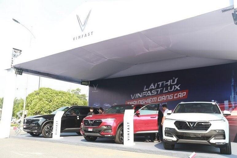 Địa Điểm Lái Thử Xe VinFast Mới Nhất Tại Hà Nội