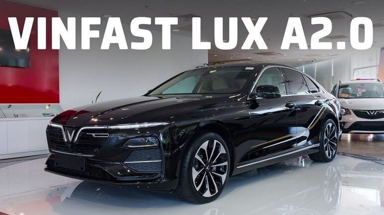 9 Điểm Của Chiếc Xe Sang Có Trên VinFast Lux A2.0