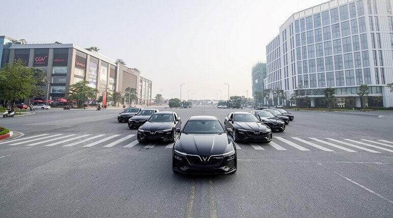 Cập Nhật Giá Xe VinFast Lux A2.0 Mới Nhất