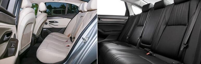 Chọn mua VinFast Lux A2.0 Hay Honda Accord 2020