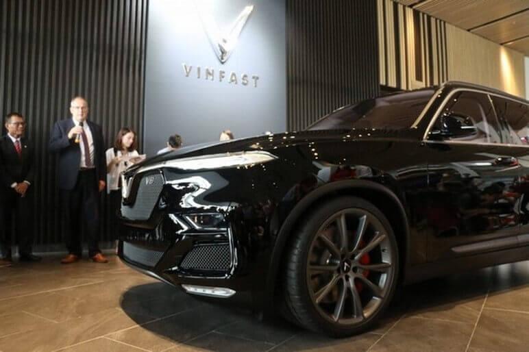 VinFast Lux V8 2019 - Phiên Bản Giới Hạn 2020