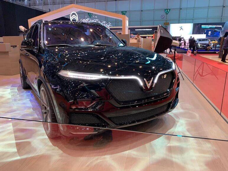 VinFast Lux V8 2019 - Phiên Bản Giới Hạn Được Ra Mắt Năm 2020