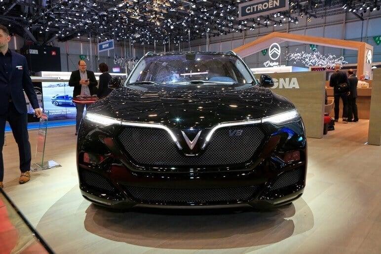 VinFast Lux V8 Phiên Bản Giới Hạn 2019