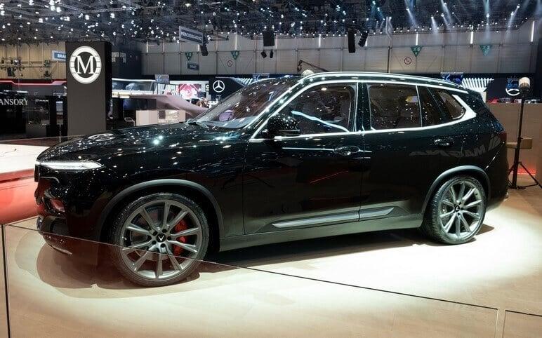 VinFast Lux V8 - Phiên Bản Giới Hạn Được Ra Mắt Năm 2020