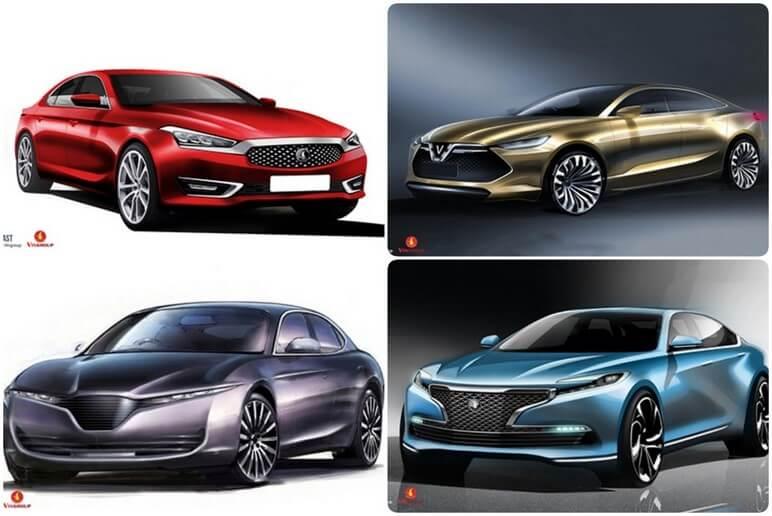 Doanh số xe ô tô VinFast 2019