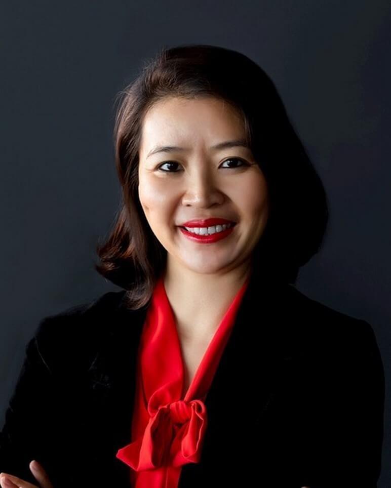 Nguyễn Thị Vân Anh - Phó Tổng Giám Đốc VinFast