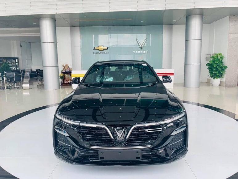 4 lý do nên sở hữu ô tô VinFast Lux A2.0 2020
