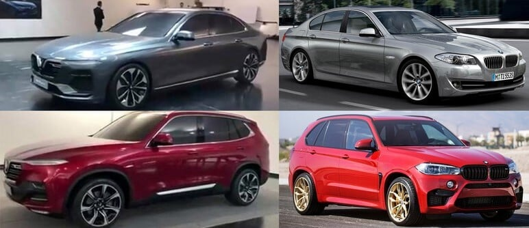 Trải Nghiệm VinFast Lux - Chất Lượng BMW Giá Camry