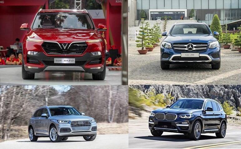 Trải Nghiệm VinFast Lux SUV - Chất Lượng BMW Giá Camry