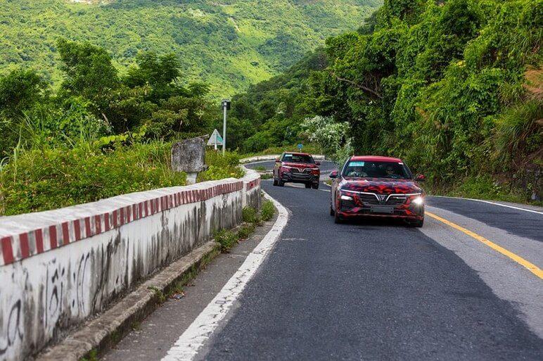 Đánh giá VinFast Lux trong hành trình xuyên Việt