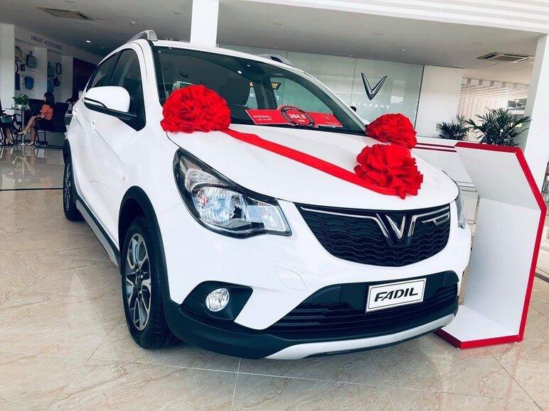 Xe ô tô VinFast Fadil 2020
