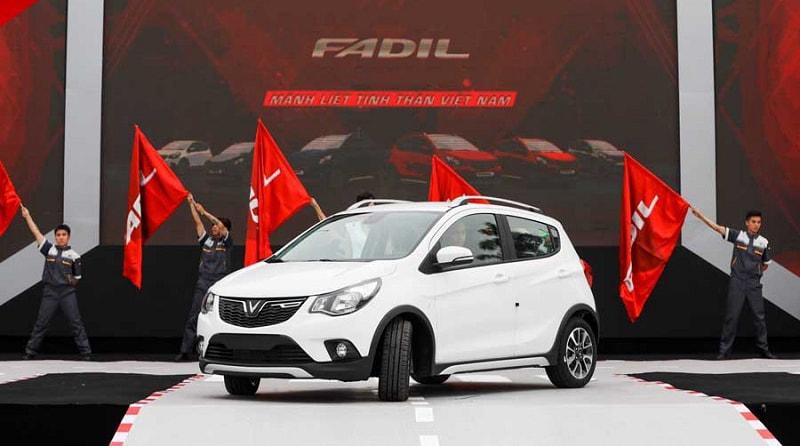 Phiên bản xe ô tô VinFast Fadil