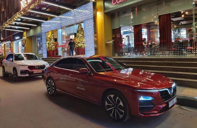 Phiên bản xe ô tô VinFast Lux