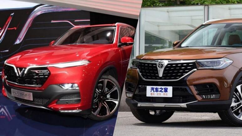 SUV VinFast và SUV Brilliance V7 Của Trung Quốc Xe Nào Hơn?