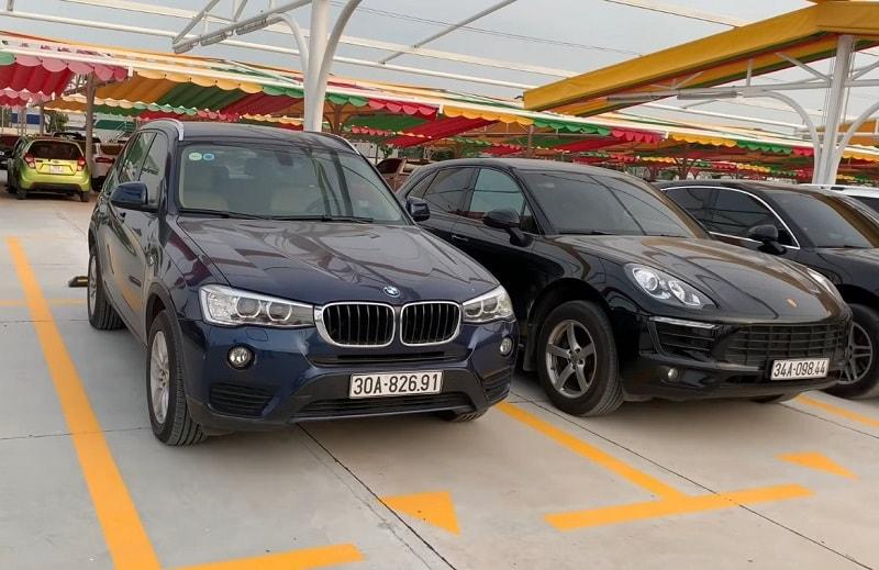 Người tiêu dùng Việt mang Porsche, Mercedes đổi xe VinFast 1