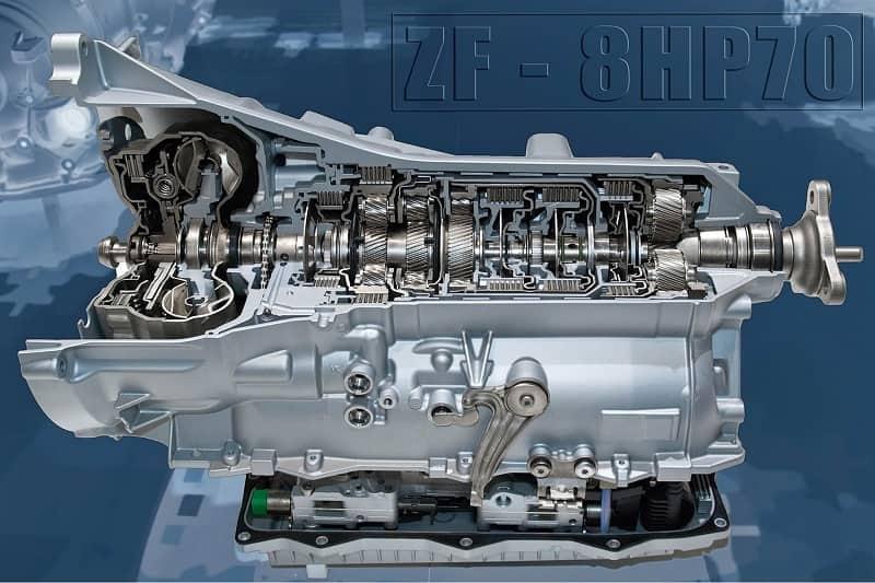 Hộp số ZF được các dòng xe nổi tiếng tin tưởng sử dụng