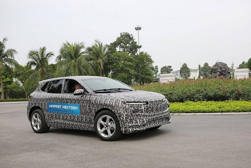 Cận cảnh xe ô tô điện của VinFast