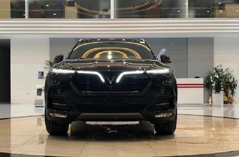 Dòng xe ô tô VinFast Lux SA2.0