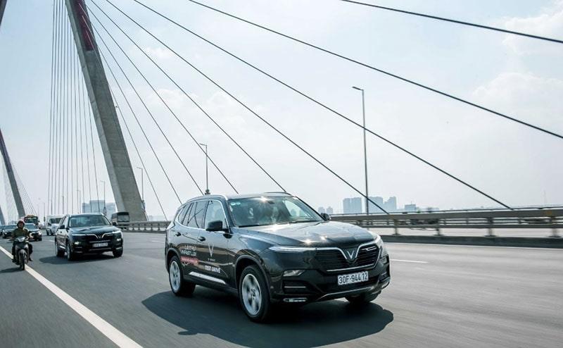 Giá xe ô tô VinFast dự kiến tăng nhẹ vào giữa tháng 7 này