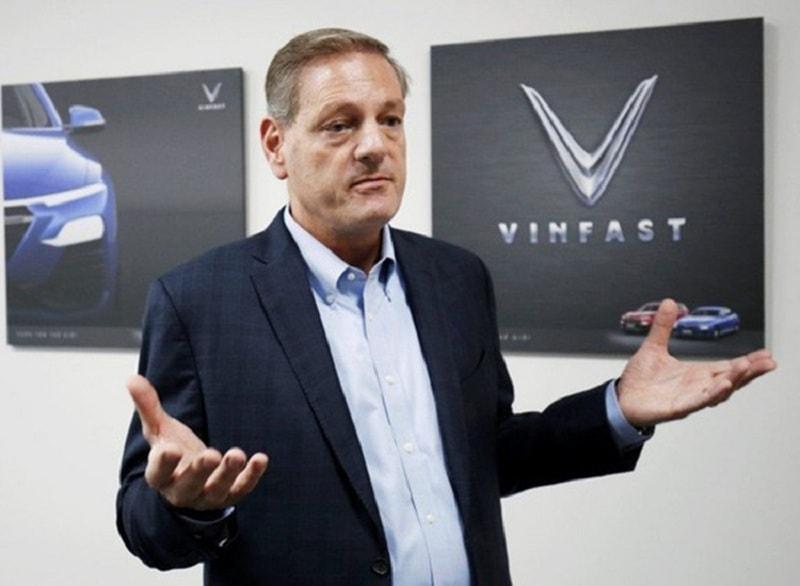 Cựu phó chủ tịch General Motors đã nhận lời làm việc tại hãng xe ô tô VinFast