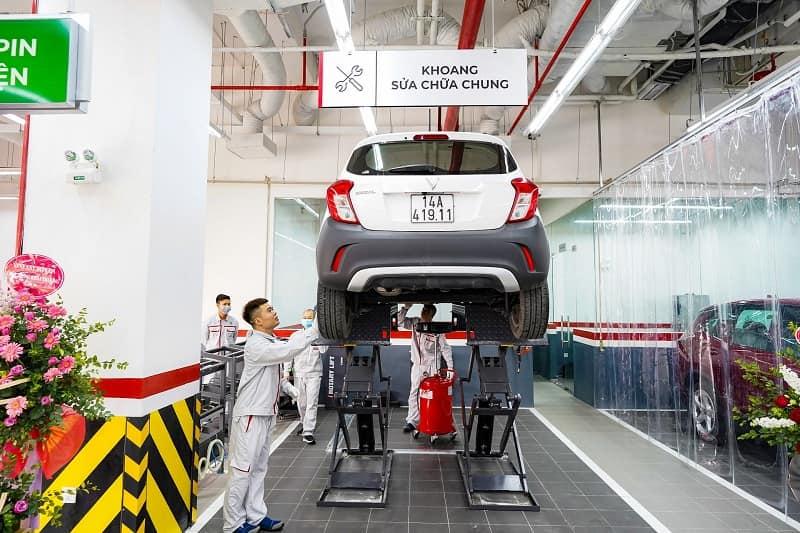 Chăm sóc xe ô tô Vinfast như thế nào cho tốt ở Việt Nam