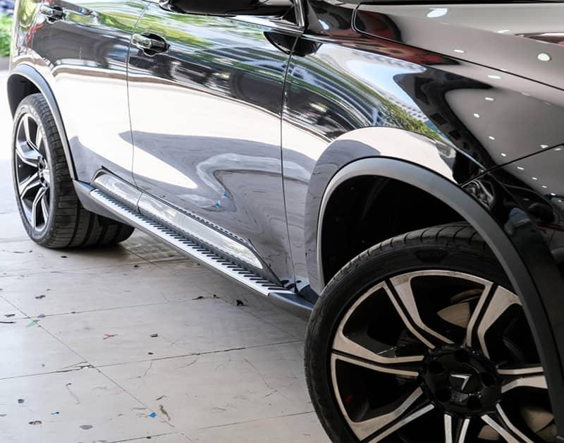 Vấn đề trên lốp xe ô tô