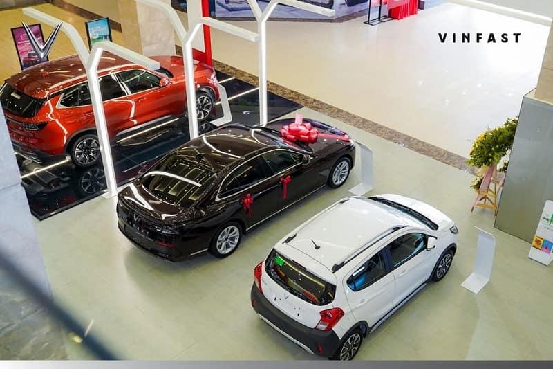 VinFast Fadil giảm thuế trước bạ 100% - giá tốt và nhiều ưu đãi 1