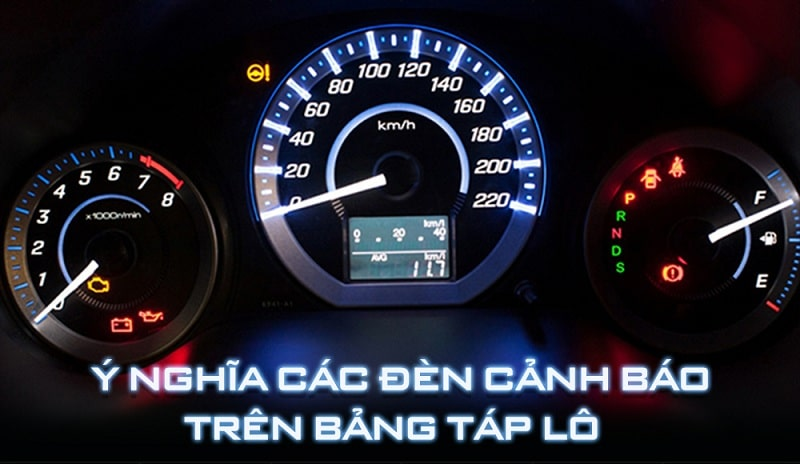 Ý nghĩ đèn báo lỗi trên xe VinFast dành cho các chủ xe