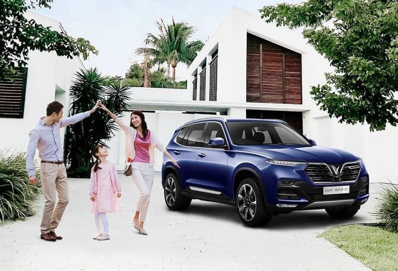 Vì sao 2 Dòng xe VinFast Lux đang xếp Top doanh thu