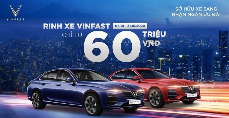 VinFast Lux lọt vào danh sách top các dòng xe bán chạy nhất Việt Nam