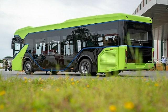 Xe Buýt VinFast đang nhận được sự ủng hộ lớn