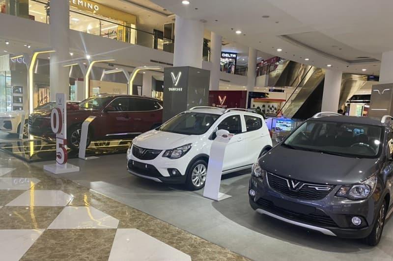 Doanh số ô tô tháng 11 - VinFast Fadil tiếp tục đứng trên đỉnh