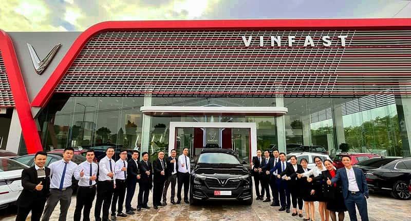 VinFast vẫn đạt doanh số cao trong tháng 11 năm 2020