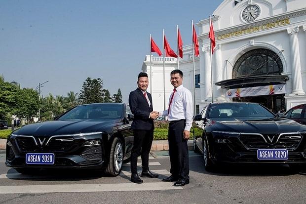 Thông tin thêm mua xe VinFast Lux thanh lý