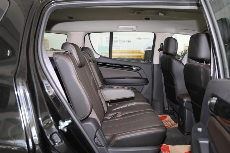 Ghế ngồi của Chevrolet Trailblazer 2019