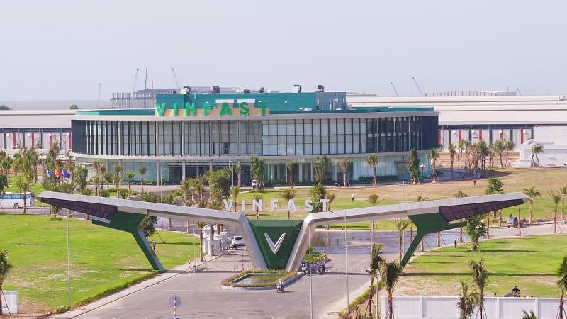 Nhà máy ô tô VinFast