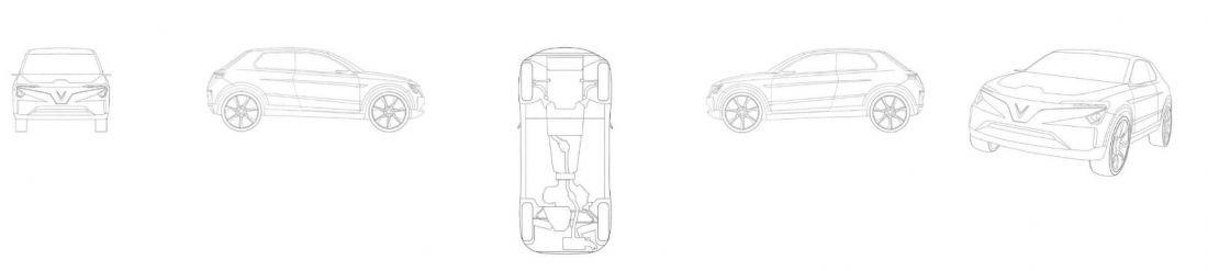 bản VinFast hatchback