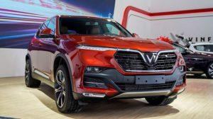Xe hơi VinFast 7 chỗ Lux Sa – công thức gì tạo nên thành công?