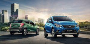 Khám phá 2 màu xe mới của VinFast Fadil: Deep Ocean và Aurora Blue 2