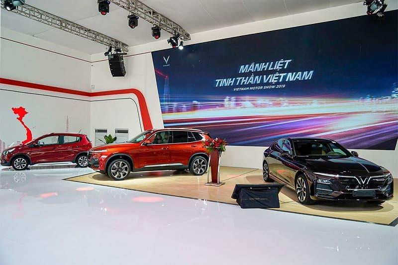 Fadil, Lux vẫn tiếp tục khẳng định vị thế về doanh số ô tô tháng 2